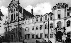 Львовский костел иезуитов