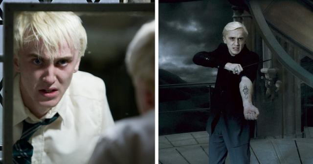 Harry Potter: os erros mais ABSURDOS que Draco Malfoy cometeu na sua história