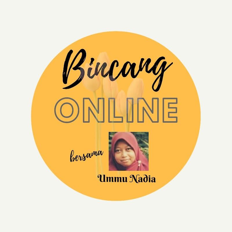 Reportase Bincang Online Bersama Ummu Nadia