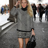 WWW.ENTSIMAGES.COM -    Ellie Goulding  at      LFW Somerset House London September 14th 2013                                                  Photo Mobis Photos/OIC 0203 174 1069
