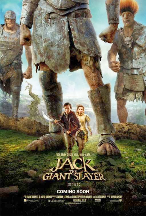 Poster Of English Movie Jack the Giant Slayer (2013) Free Download Full New Hollywood Movie Watch Online At Alldownloads4u.Com
