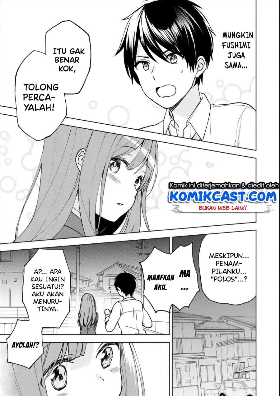 Chikan Saresou ni Natteiru S-kyuu Bishoujo wo Tasuketara Tonari no Seki no Osananajimi datta Chapter 4