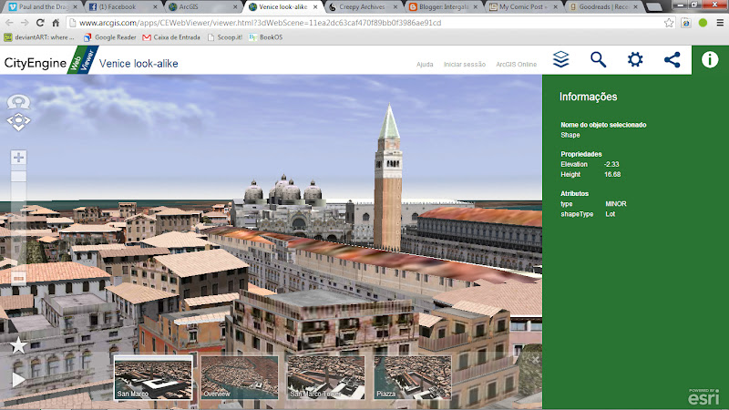 City Engine and ArcGIS web viewer | Babel X3D