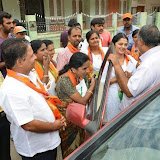 Seeked blessing from Sosale Vyasarayamat Shree