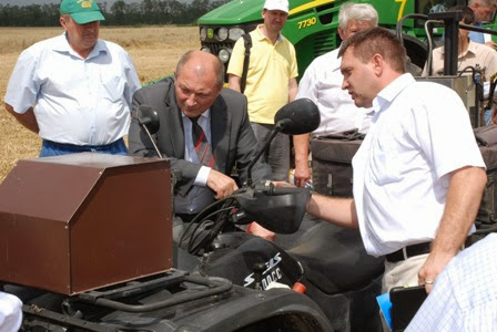Точное земледелие приносит прибыль. Эффективное использование новых технологий в СП Коломейцево