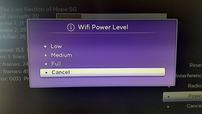 wifi-power-level