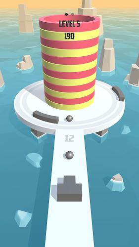 Fire Balls 3D Android App Screenshot