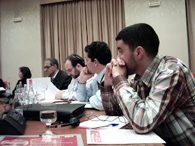 Construyendo Comunidaes con Futuro. Abdelaziz Hammaoui y Ali Boussaid.
