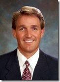 Jeff Flake portrait