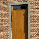 1 – Door frame