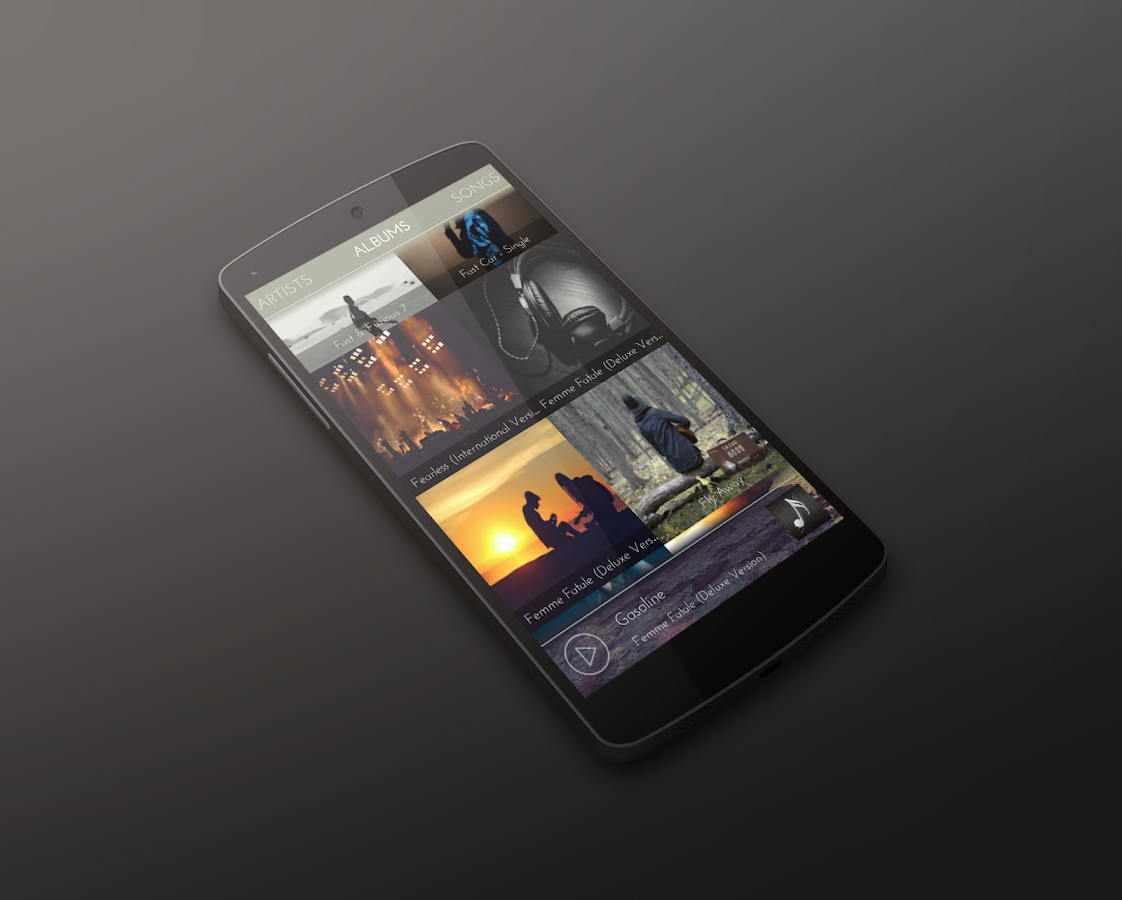 Impulse Music Player Pro- screenshot