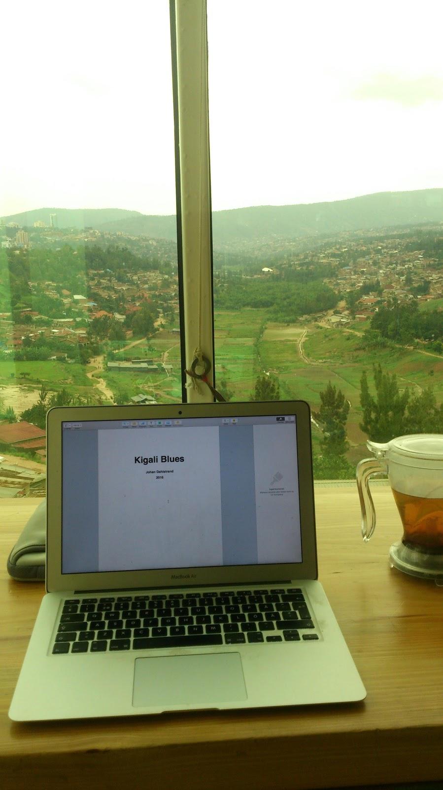 Kigali krok upp