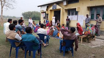 Second self assessment at Bashbari No 4, Bongaigaon