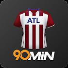 90min: Edición Atlético Madrid icon
