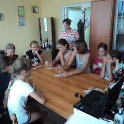 Беседа ко Дню почты России «Долгожданные весточки» (Новоивановский СДК)