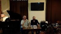 Іван Лучук модерував презентацію збірки Олега Короташа «Бордель для військових»