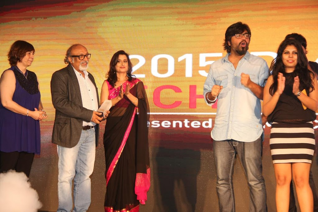 DMA Asia ECHO Awards 2015 - 1