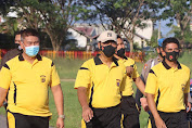 Demo Dapur Umum di Mapolda Aceh Ditinjau Kapolda