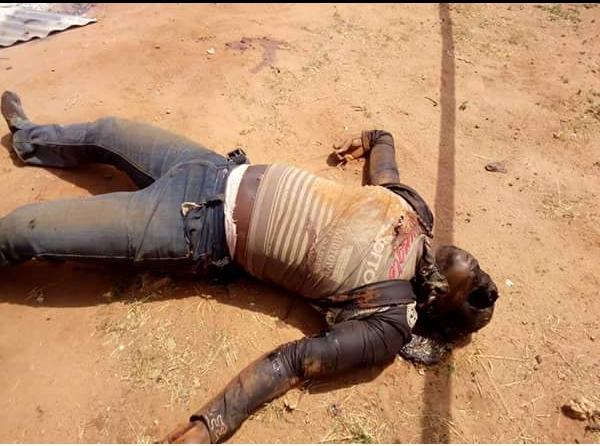 Farmers & Fulani Herdsmen Clash In Kogi, Many Killed (Viewers' Discretion Advised!!)  IMG_20180316_115926_647