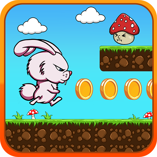 Bunny's World - Super Bunny run file APK for Gaming PC/PS3/PS4 Smart TV