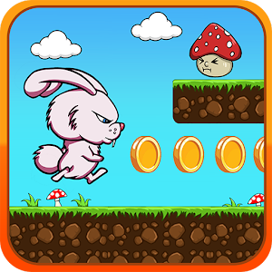 Bunny's World - Super Bunny run APK