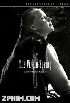 Dòng Nước Đồng Trinh - The Virgin Spring (1960) Poster