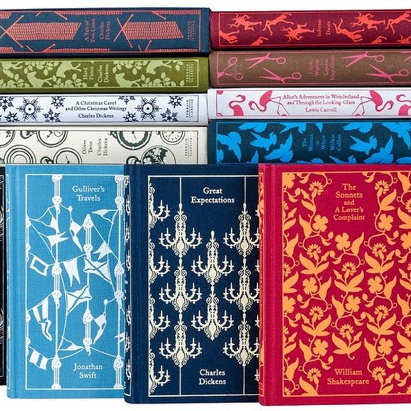 I 100 libri migliori di sempre secondo la fortunata collana Penguin Classics.