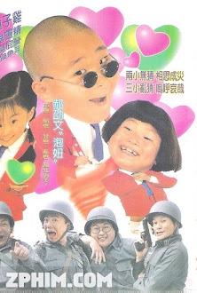 Tiểu Quỷ Gặp Lính - Xiao Gui Yu Dao Bing (1998) Poster