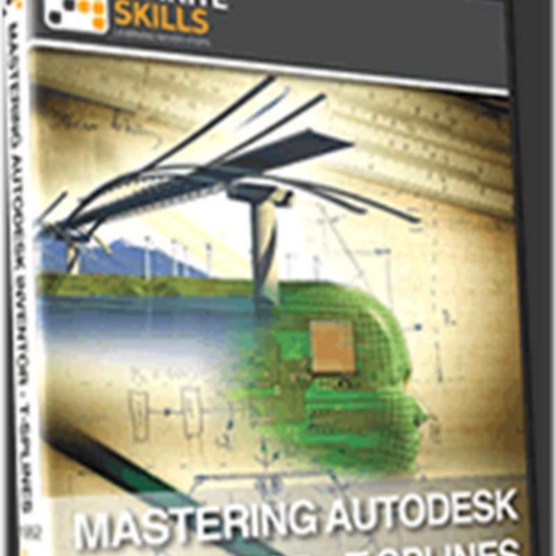 Infinite skills - Mastering Autodesk Inventor - T-Splines