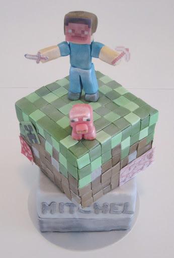 328- Minecraft bloks taart.JPG