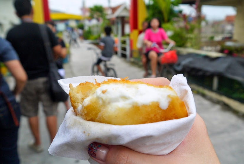 Image result for fried ice cream pulau ketam