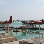 Met het watervliegtuig naar Vilamendhoo