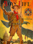 """""""Boy Scouts Jamboree"""" by Norman Rockwell, 1937"""