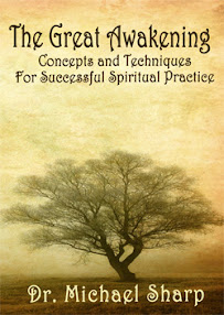 Cover of Michael Sharp's Book The Great Awakening