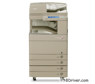 Download Canon iR-ADV C5030 Printers driver software and setting up