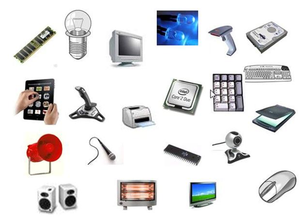 Input Devices of Computer (कंप्यूटर के इनपुट डिवाइस)
