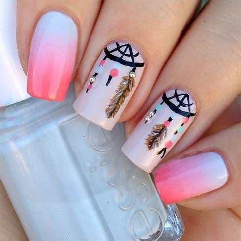 Nail Art Designs For Short Nails you will love 1