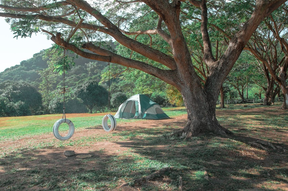 Lily Vacation Farm House Jalajala, Rizal glamping tent