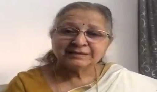 Sumitra Mahajan recuperating well; Shifted to general ward