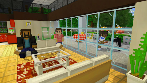 Furniture Mod for Minecraft PE 1.1 screenshots 2