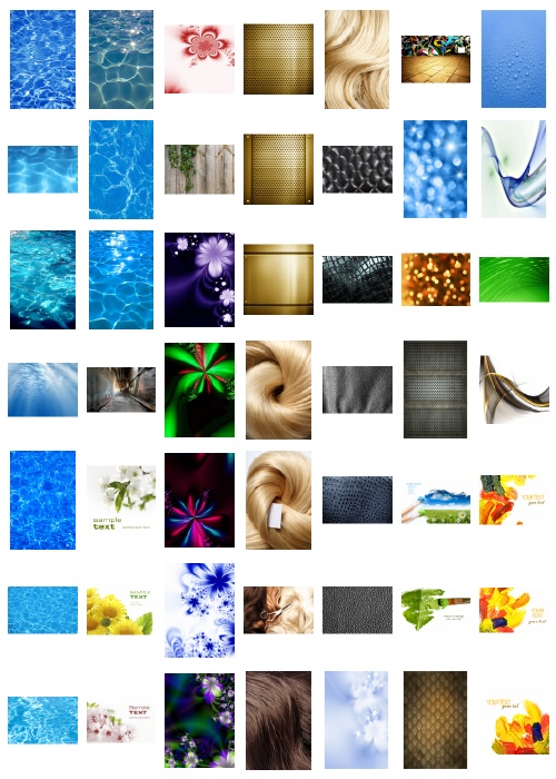 Stock Photo: Structures and backgrounds