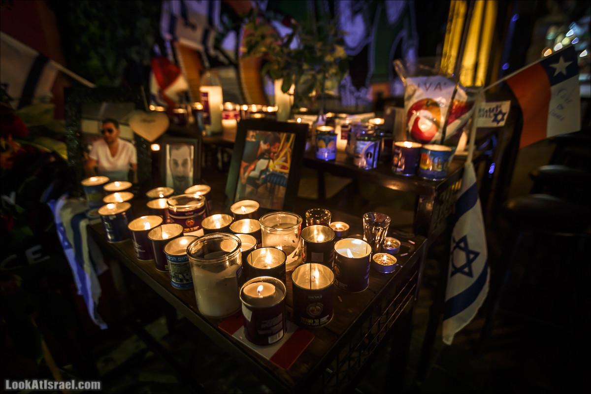 7 дней после теракта