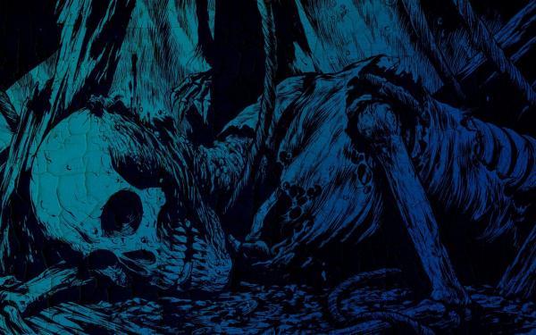 Hot Demoness Of Night, Death