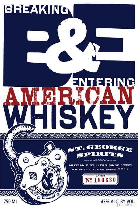 Breaking & Entering American Whiskey