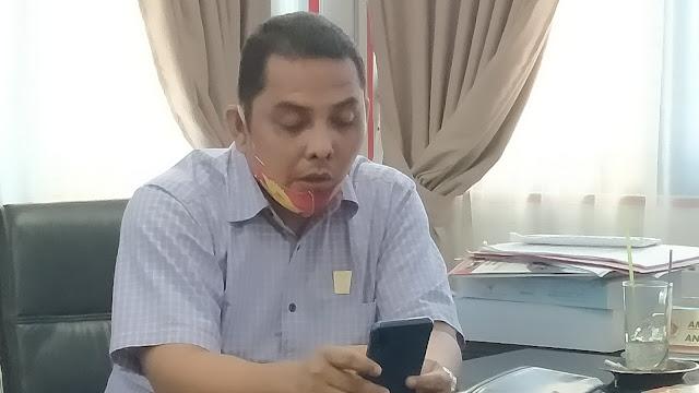 Budi Syahrial Tantang Wali Kota Padang Segel SPR Plaza Padang