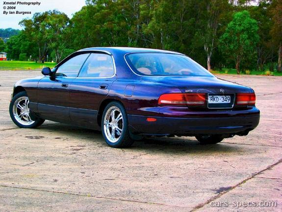 1993 Mazda 929 Sedan Specifications, Pictures, Prices