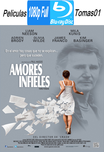 Amores Infieles (En Tercera Persona) (2013) BRRipFull 1080p
