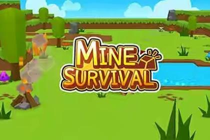 Mine Survival v1.4.4 [Mod Unlocked] Full Apk Download