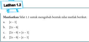 Artikel ini akan membahas panduan mengerjakan soal matematika tentang membandingkan dua bilangan dengan. Kunci Jawaban Matematika Kelas 10 Latihan 1 2 Halaman 18 Bab 1 Teras Edukasi