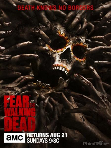 Xác sống đáng sợ (Phần 2) - Fear the Walking Dead (Season 2)